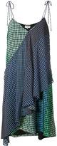 Opening Ceremony Foulard Wrap dress - women - Silk/Polyester - 2