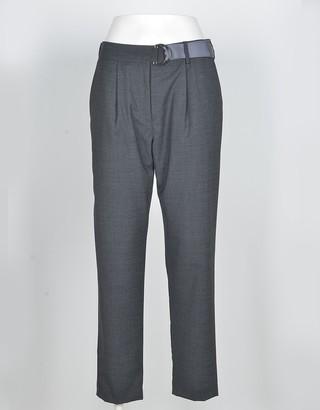 Eleventy Women's Gray Pants