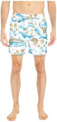 Rip Curl Dreamers Volley (Blue) Men's Swimwear