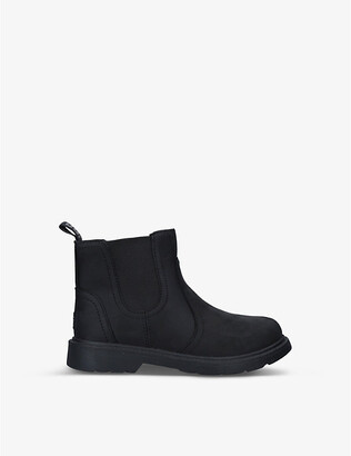 UGG Bolden waterproof leather ankle boots 7-10 years