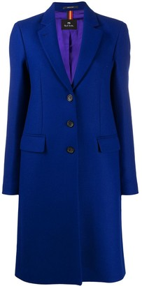 Paul Smith Epsom three-button coat