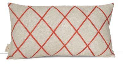 "Kate Spade Florence Broadhurst Japanese Floral Decorative Pillow, 11"" x 20"""