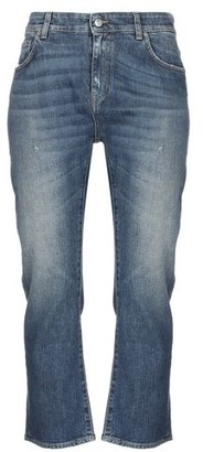 DEPARTMENT 5 Denim capris
