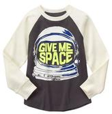 Gymboree Give Me Space Tee