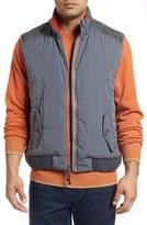Robert Graham Men's Bennet Quilted Puffer Vest