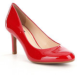 Alex Marie Dakata Patent Leather Slip-On Pumps