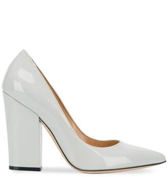 Sergio Rossi Sergio 110mm chunky heel pumps