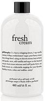 philosophy Fresh Cream Perfumed Olive Oil Body Scrub