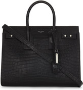 Saint Laurent Sac de Jour Souple small leather tote