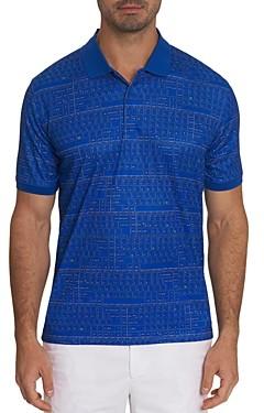 Robert Graham Decode Classic Fit Polo Shirt