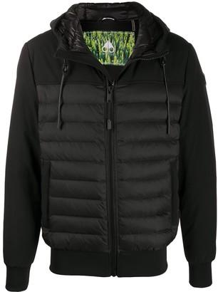 Moose Knuckles Hooded Padded Jacket