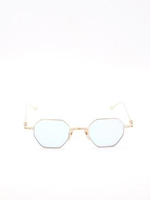 Chrome Hearts Geometric Frame Sunglasses