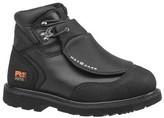 Timberland Work Boots,Stl,MetGrd,11W,6In,Blk,PR