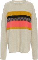 The Elder Statesman Gofa Stripe Crew