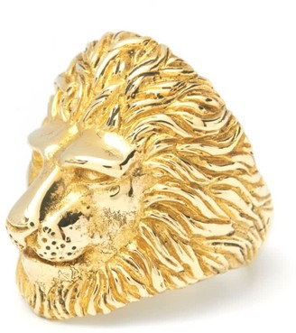 Mvdt Collection Lion Ring