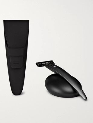 Bolin Webb - R1 Three-piece Shaving Set - Black