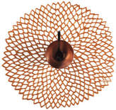 Chilewich Dahlia Round Placemat Rose Gold