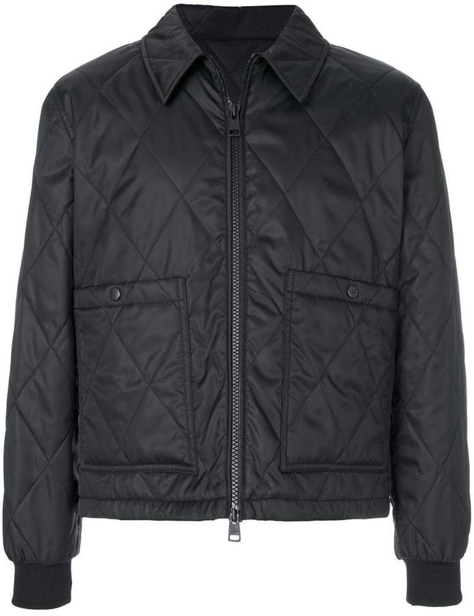 Ami Alexandre Mattiussi Quilted Jacket