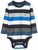 Gap Bright stripe bodysuit