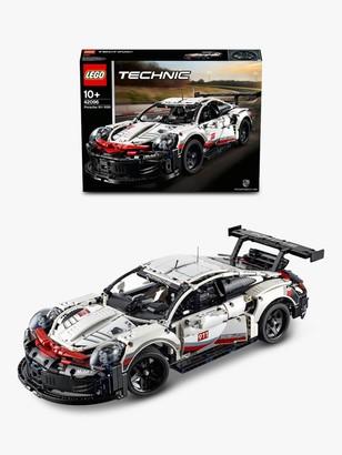 Lego Technic 42096 Collectable Car Models Porsche 911 RSR Race Car