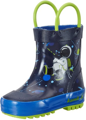 Kamik Boy's Orbit Rain Boot