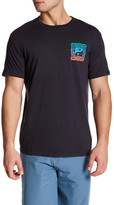 Quiksilver Graphic Crew Neck Tee