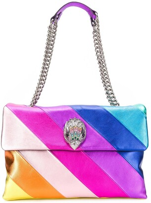Kurt Geiger Kensington Rainbow bag
