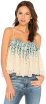 Free People Instant Crush Printed Tank