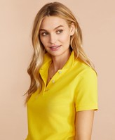 Brooks Brothers Garment-Dyed Pique Polo
