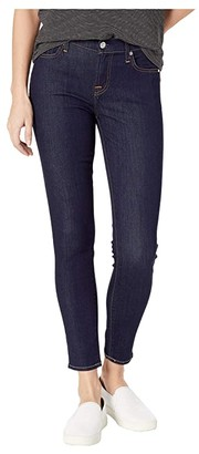7 For All Mankind The Ankle Skinny in B(Air) Clean Rinse (B(Air) Clean Rinse) Women's Jeans