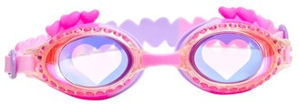 Bling 20 Girl's Luvs Me Youth Swim Goggles