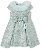 Biscotti Girls 4-6x) Aqua Dress