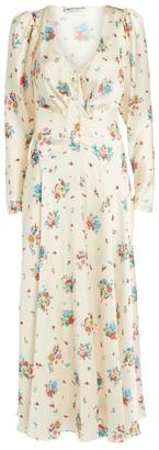 Paco Rabanne Floral Bouquet Dress
