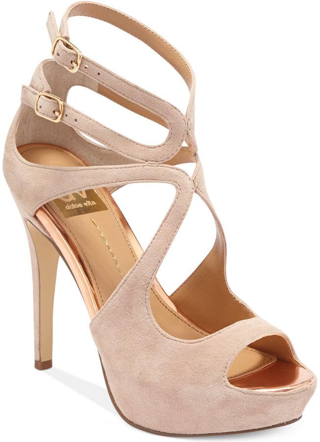 Dolce Vita Brielle Platform Sandals