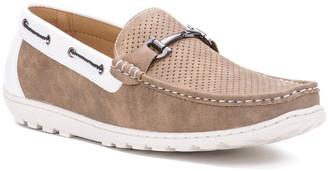 X-Ray Morton Perforated Boat Shoe