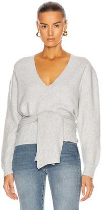 IRO Jokee Sweater in Light Grey | FWRD