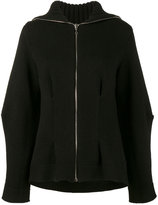 Alexander McQueen Long Sleeved Knitted Cardigan - women - Cashmere - XS