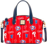Dooney & Bourke MLB Phillies Ruby
