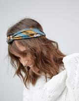 Asos Floral Knot Headband