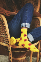 Hansel from Basel Womens SUNFLOWER SOCK