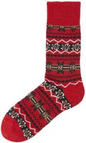Barbour Fairisle Socks