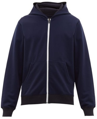 Castore - Aires Hooded Zip-through Jacket - Mens - Navy