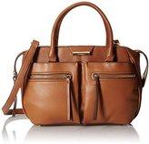 Nine West Just Zip It Satchel Bag