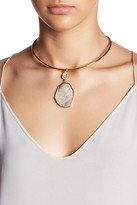 Vince Camuto Shell Collar Necklace