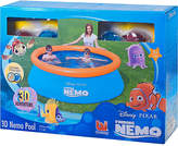 Disney Finding Nemo 3D Paddling Pool - 7ft