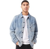 G Star G-STAR Mens Blake Overshirt Long Sleeve Jacket Light Vintage Aged