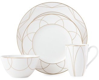 Kate Spade Arch Street 4-Piece Place Setting