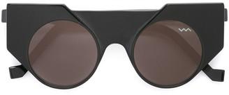 Va Va Cat Eye Sunglasses