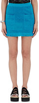 Missoni Women's Fringed-Hem Miniskirt-NAVY
