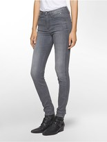 Calvin Klein Sculpted Faded Grey Skinny Jeans